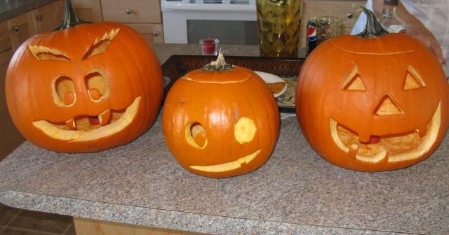 A Smiling Trio