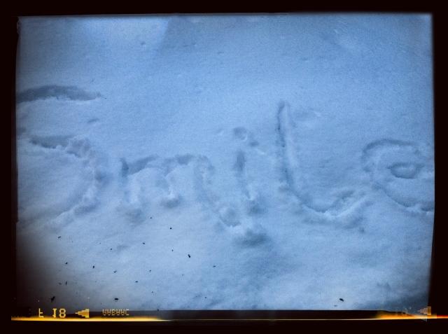 A Snow Smile