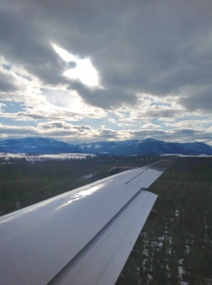 A smooth, safe landing