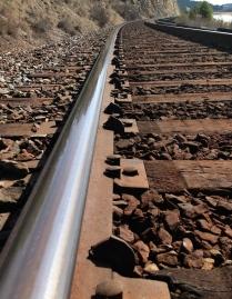 A straight line