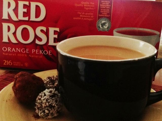 My favorite cup of tea