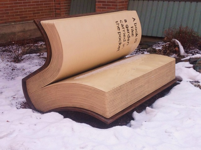 Library Bench