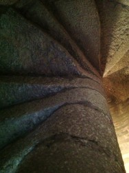 Looking Down the Spiral